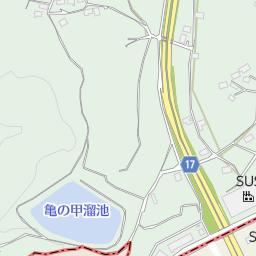 柚比IC[L0013575]の地図:マピオ...