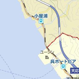 天応西IC(広島県呉市)のスーパ...