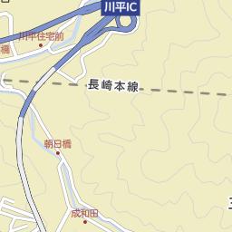 川平IC(長崎県長崎市)の運転代...
