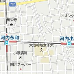 河内永和駅(大阪府東大阪市)の...