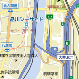 駅 薬局 品川