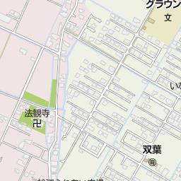八代市立松高小学校(八代市/小学校)の地図 地図マピオン