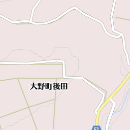 大野東IC(豊後大野市/高速道路I...