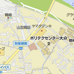 大分市立別保小学校(大分市/小学校)の地図 地図マピオン