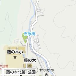 広島市立藤の木小学校(広島市佐伯区/小学校)の地図|地図マピオン
