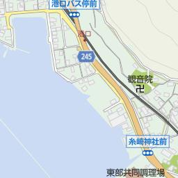 尾道糸崎港(広島県三原市/港)...