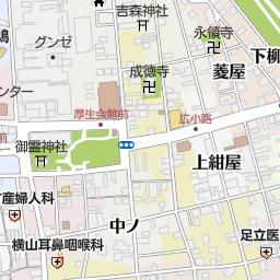 福知山シネマ 福知山市 映画館 の地図 地図マピオン