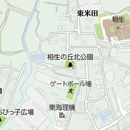 東浦知多IC(知多郡東浦町/高速道路IC(インターチェンジ))の地図 ...
