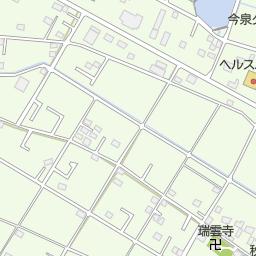 ナビタウン稲辺 美濃加茂市 バス停 の地図 地図マピオン