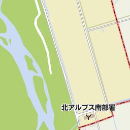 ダブル フラッグ d flag 北安曇郡松川村 スポーツクラブ の地図 地図マピオン