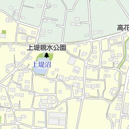 前橋市立芳賀小学校(前橋市/小学校)の地図|地図マピオン