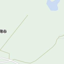中泊町立薄市小学校(北津軽郡中泊町/小学校)の地図|地図マピオン