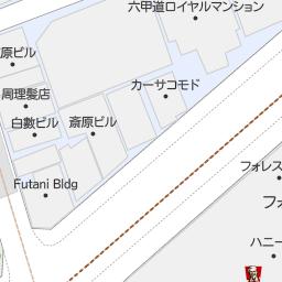 西灘駅(兵庫県神戸市灘区)のケ...